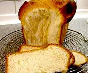 Pão Doce Sem Frutas